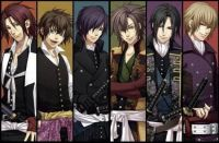 hakuouki hot men