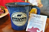 Tea at the Lodge