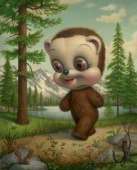 'California Brown Bear'